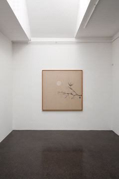 Ji Dachun, Bird painting without bird