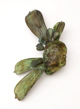 Kiki Smith, Flower Head 3