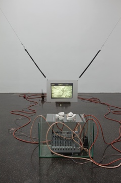 Alice Peragine, Closed Circuit (Decelerated)