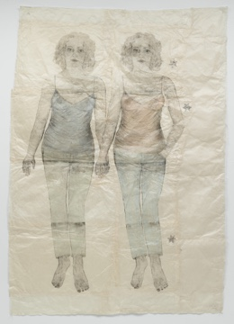 Kiki Smith, Two girls