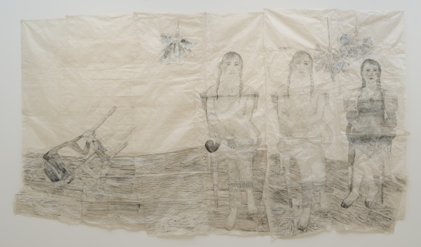 Kiki Smith, Telepathic