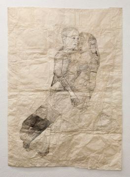 Kiki Smith, Words Pass Through Me Now